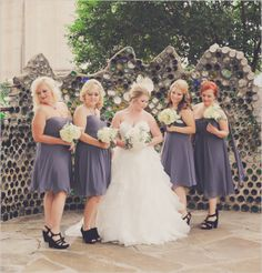 Romantic Wedding at Hickory Street Annex photographed by June Bug Co. Photography