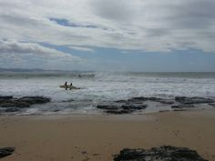 zuid afrika - surfing