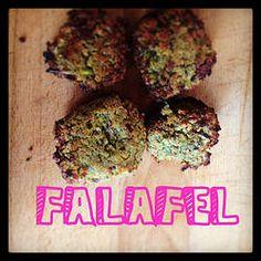Falafel  #glutenfree #dairyfree #ms #multiplesclerosis #diet #Lebanese