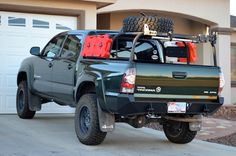 H3t Truck Bed Rack For Rtt Expedition Portal Overland
