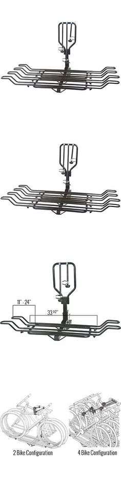 Car and Truck Racks 177849: 2 To 4 Bike Rack Swing Down 2 Receiver Hitch Mounted Bike Carrier -> BUY IT NOW ONLY: $259.99 on eBay!
