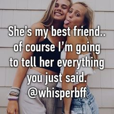 Holiday family quotes truths ideas for 2019 Besties Quotes, Funny Girl Quotes, Cute Quotes, Bestfriends, Bffs, Summer Friends Quotes, Funny Friend Quotes, Bestfriend Quotes For Girls, Friends Girls