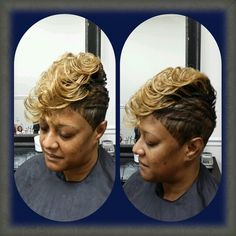 Short cut styles by cola