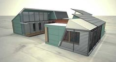 Shipping container plan on Pinterest Shipping