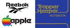 Motter Tectura. Designed by Othmar Motter in 1975. Was logo for Reebok, Apple and Trapper Keeper.