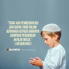 Reminder Quotes, Self Reminder, Good Parenting, Parenting Quotes, Muslim Quotes, Islamic Quotes, All About Islam, Quotes Indonesia, Quran Quotes