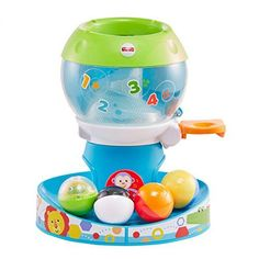 Fisher-Price Go Baby Go! Swirl 'n Tunes Gumball. Toys for Girls, Toys 1 year old, this is toys & gifts that we have loved!