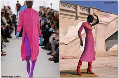 Clones: Balenciaga vs. Zara