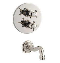 Connor Thermostatic Tub Shower Set