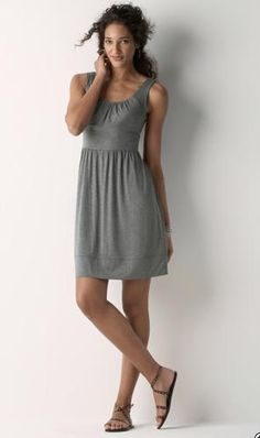 Comfy summer dress