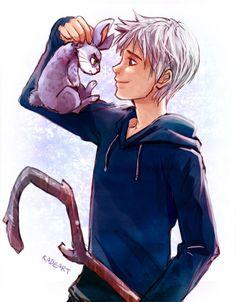 Jack's Bunny Love.