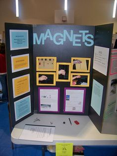 magnet science fair projects | Magnet Science Projects | Good Science Project Ideas
