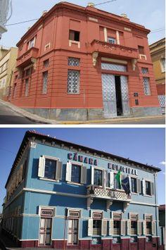 Museu Municipal e Casa da Cidade, Varginha, MG, Brasil