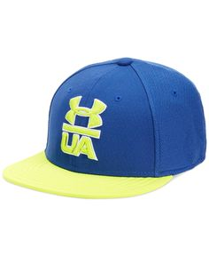 Under Armour Boys  Eyes Up 2.0 Stretch Fit Hat Hats Online, Under Armour, 2602f1cdce5