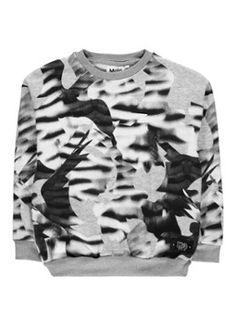 Molo Monte sweater met print