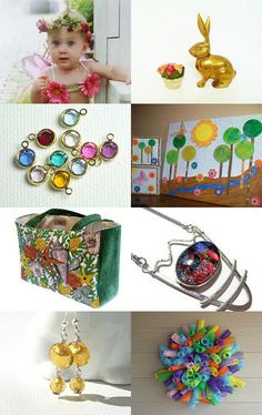 After the rain, shines a rainbow by Roxie on Etsy--Pinned with TreasuryPin.com