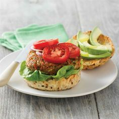 Give a twist to the regular beef burger patty with the addition of sweet potato. A great way to sneak in extra veg!