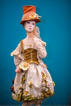 """III Международная Выставка """"Искусство Куклы"""" в Крокус-Экспо - Black Noize Cathedral"""