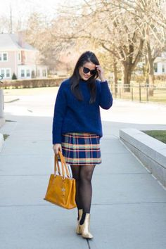Preppy Work Outfit | Love Playing Dressup | Bloglovin'