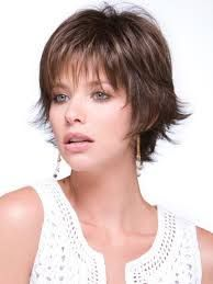 Image result for short haircuts thin hair round face
