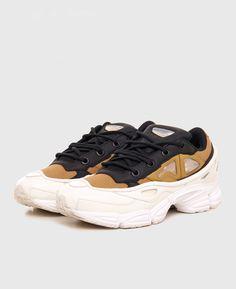 9bc846aeb4c adidas - Raf Simons Ozweego 3 White  Khaki  Black - SOTO Berlin Raf Simmons
