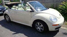 2006 Volkswagen New Beetle 2.5 convertible http://www.iseecars.com/used-cars/used-volkswagen-new-beetle-for-sale