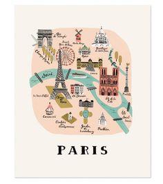 Paris Print