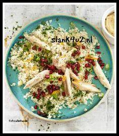 Bloemkool couscous - Slank4u2