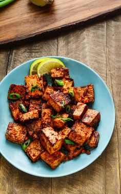 General Tso's Tofu is my delicious take on popular take-out General Tso's chicken, my recipe is flavorful, healthier and easy to prepare!