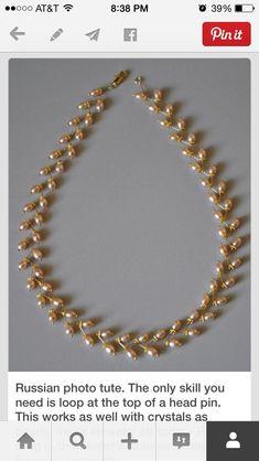 Gold Jewellery Design, Bead Jewellery, Beaded Jewelry, Jewelery, Pearl Jewelry, Jewelry Box, India Jewelry, Necklace Designs, Wedding Jewelry