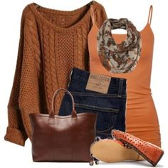 Burnt Orange