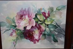 Pretty Roses by Hilda Palmer