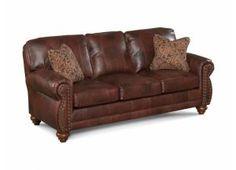 Osmond Leather Sofa