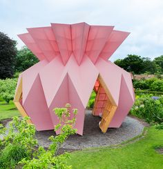 Take a look at these pink places and art installations around the globe!