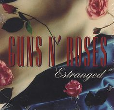Guns N' Roses - Estranged... The Best Song I Ever Heard, And That Slash's Guitar Solos Are Beautiful :)