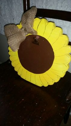 Sunflower Picture Frame $ 15