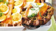 Lohi-munapiirakka - K-ruoka