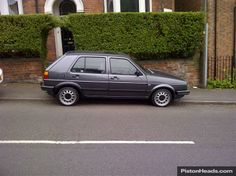 1700 pounds, used 1988 Volkswagen Golf Mk1, Mk2 TOUR for sale in Staffordshire | Pistonheads