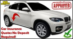 Cheap Car Insurance Quotes No Deposit Required