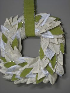 House Revivals: Vintage Book Wreath