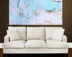Enormous 72xxl large abstract painting original by jolinaanthony