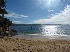beachcomber camp cove beach sydney australia