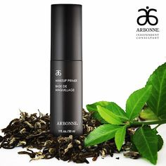If you not using Primer then you are leaving easy out.  Smooth finish not heavy a little goes a long way.  www.reneemedved.arbonne.com