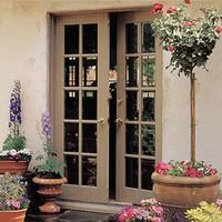 1000 images about french doors on pinterest exterior for Narrow exterior door