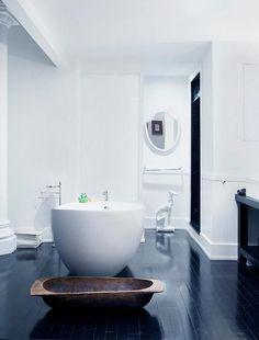 Frog Hill Designs ll www.froghilldesigns.net #bathroom #tub #bath
