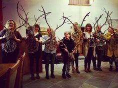Our Wicker Weaving workshop for 2017 with more events announced for 2018!