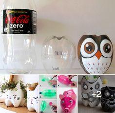 plus de 150 fa ons de recycler vos bouteilles de plastique recyclage bouteille et plastique. Black Bedroom Furniture Sets. Home Design Ideas