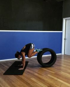 20 Best Tire Workout Images Tire Workout Exercises Exercise Routines