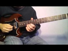 ▶ Guitar Lesson: My Sharona Solo Note for Note - YouTube