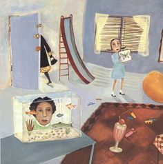 The Big Box: Toni Morrison's Darkly Philosophical Children's Book, a Collaboration with Her Son | Brain Pickings